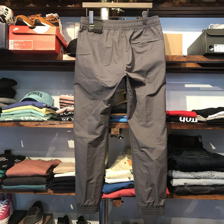 【ラス1】NIKE jogger cotton brend nylon pants (Gray)