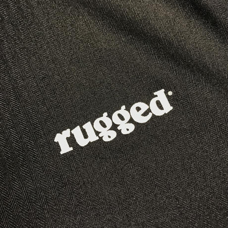 "【残り僅か】RUGGED ""rugged®︎"" convertible collar coat (Dark Navy)"