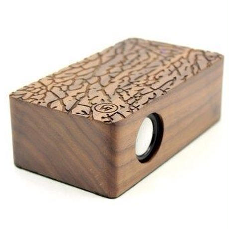 "【残り僅か】GOOD WOOD ""DUB BOX"" (elephant print)"