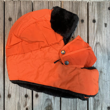 【web限定】Flight Nylon Hat (Orange)