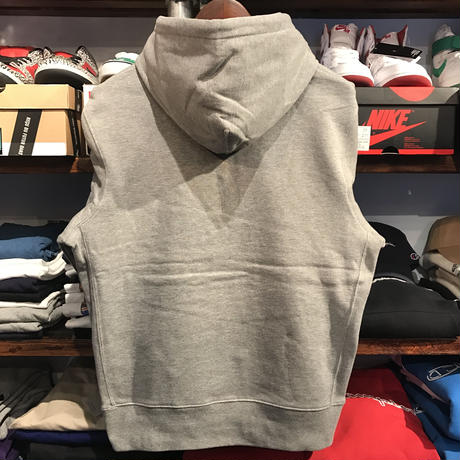 【ラス1】GUALA logo sweat hoody (12.7o.z/Gray)