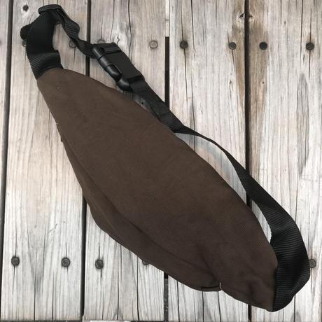 【ラス1】Carhartt Remake waist bag (Brown)