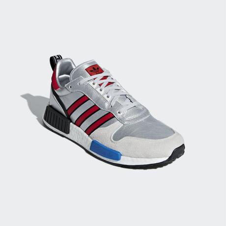 【ラス1】adidas RISINGSTARxR1(Silver)