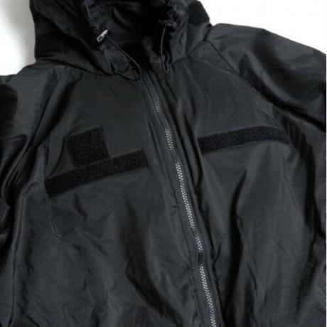 Military PRIMALOFT GENⅢ Cold weather down jacket (Black)