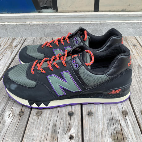【ラス1】New Balance ML574 NFQ (Gray)