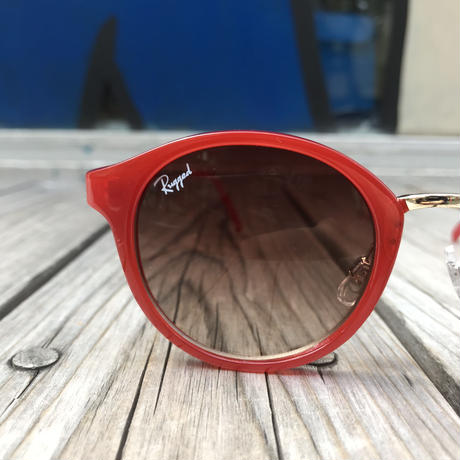 "RUGGED ""Boston"" sun-glasses (Red)"