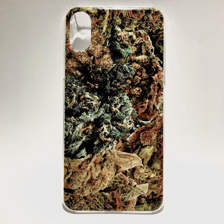 "visualreports ""REAL FOREST"" iPhone case (Clear/iPhone X/XS/XR)"