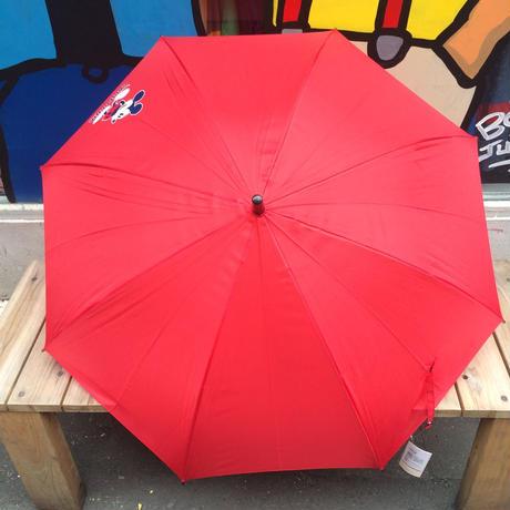 """【ラス1】SECOND LAB """"MICKEY CA""""Umbrella(Red)"""