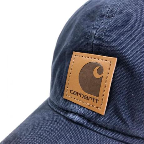 【ラス1】Carhartt odessa velcro cap(Navy)