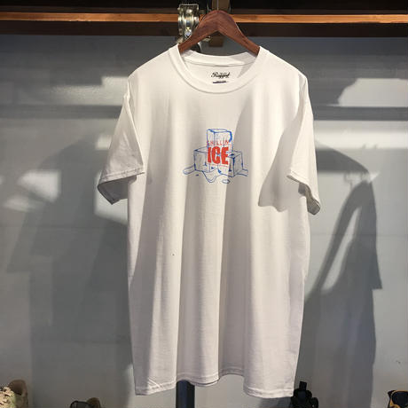 "RUGGED ""CHILLIN' ICE 2019"" tee (White)"