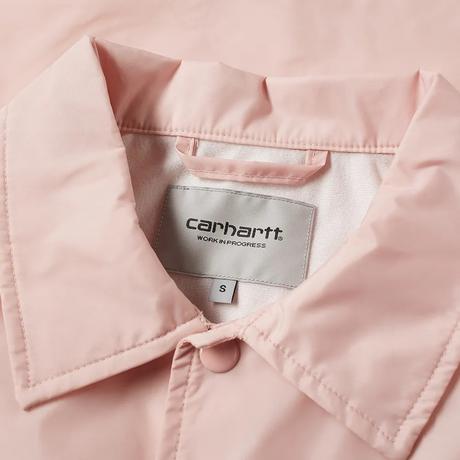 【ラス1】Carhartt WIP sports coach jacket (Soft Rose)