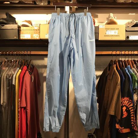 "RUGGED on Vintage ""rugged®︎"" training nylon pants (Light Blue)"