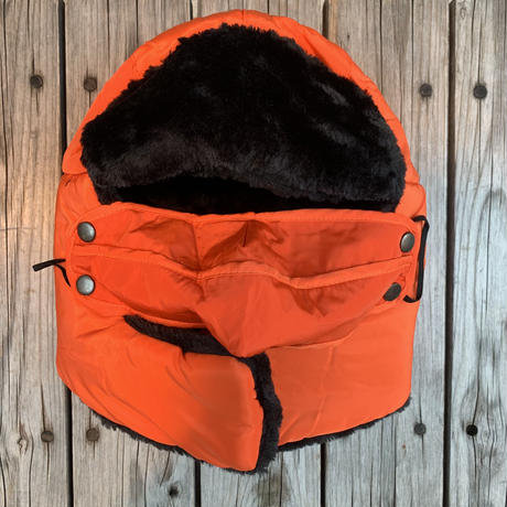 【ラス1】Flight Nylon Hat (Orange)
