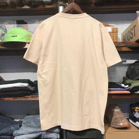"【残り僅か】AnotA ""FLOWER"" tee (Beige)"