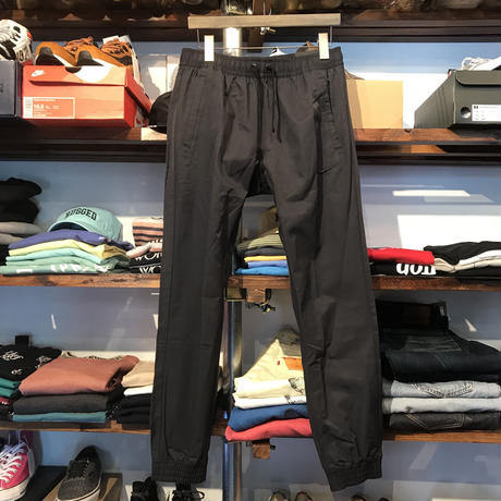 【残り僅か】NIKE jogger cotton brend nylon pants (Black)