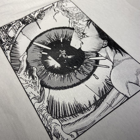 AKIRA Art of Wall x READYMADE ''Eye's Hole'' tee