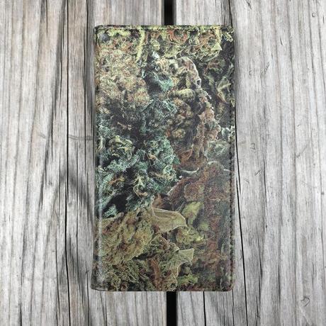 "【web限定】visualreports ""REAL FOREST"" 手帳型 iPhone case (6/7/8/X/XS)"