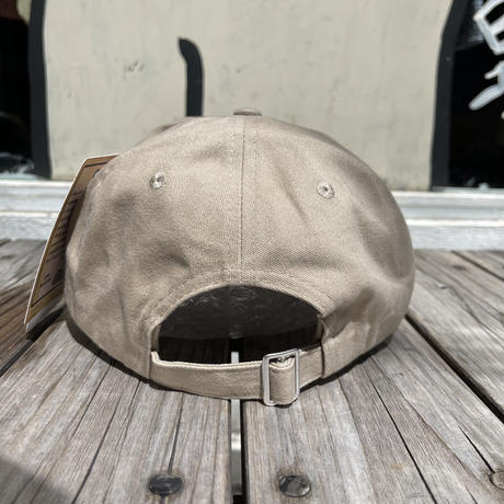 BEN DAVIS Unstructured Ball Cap (Khaki)