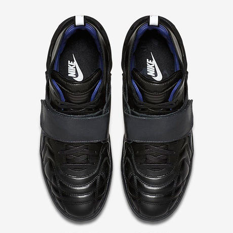 "【ラス1】NIKE ""TIEMPO VETTA"" FC (Black/Deep Royal Blue/Dark Grey)"
