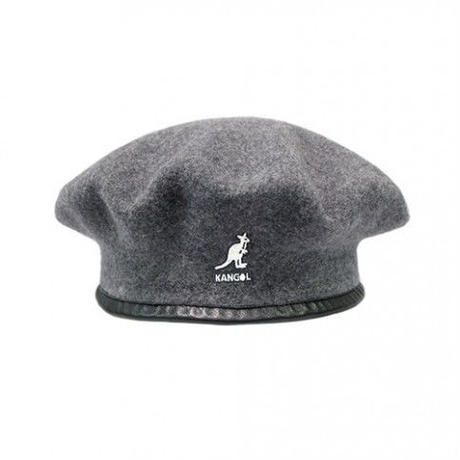 【ラス1】KANGOL Wool Monty BERET(Gray)