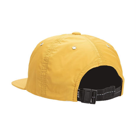 【ラス1】HUF OFFSET 6 PANEL HAT (Golden Spice)