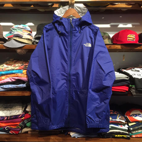"【残り僅か】THE NORTH FACE ""HYVENT/BAKOSSI"" jacket (Bolt Blue)"