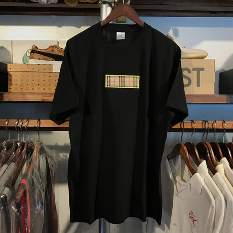 "【ラス1】AnotA ""BOX"" tee (Black)"