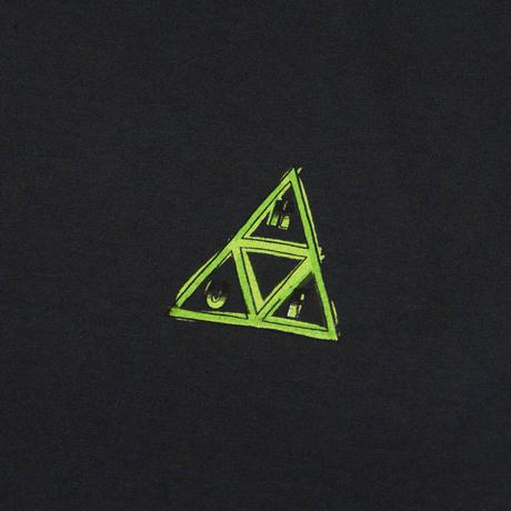 【ラス1】HUF GREEN BUDDY TT S/S TEE (Black)