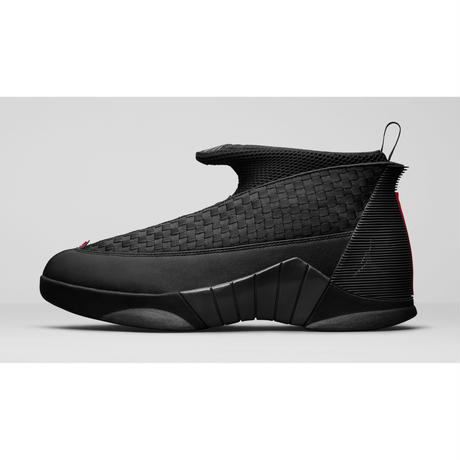 "【ラス1】NIKE AIR JORDAN 15 RETRO ""STEALTH"" (BLK/BLK)"