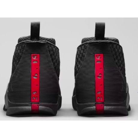 "【残り僅か】NIKE AIR JORDAN 15 RETRO ""STEALTH"" (BLK/BLK)"