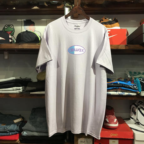 "【ラス1】RUGGED ""airwax"" tee  (Lavender)"