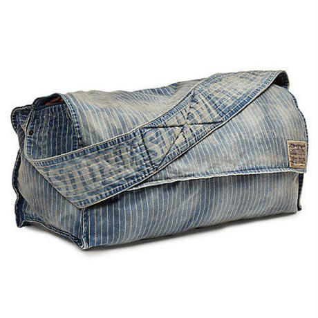 "【ラス1】RRL ""Stifel"" Porter Bag (Denim)"