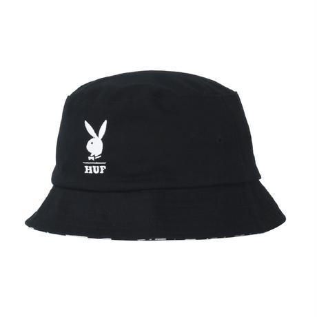 HUF × PLAYBOY REVERSIBLE BUCKET HAT