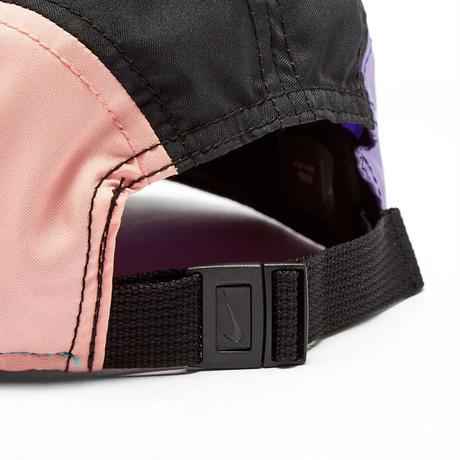 """【ラス1】NIKE  """"airmax"""" jet cap (Black/Pink/Purple/L.Blue)"""