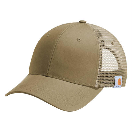 【ラス1】Carhartt Rugged professor mesh cap (Khaki)
