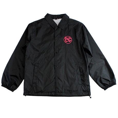 """【ラス1】SH*T KICKER """"Logo"""" coach jacket"""