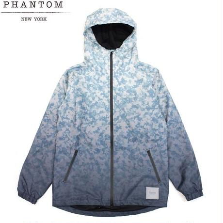 【ラス1】PHANTOM NYC Fade Camo Nylon Jacket (Digital Camo)