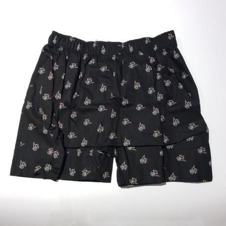 【ラス1】POLO RALPH LAUREN  wine dots woven boxer pants