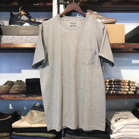 【ラス1】RUGGED high grade cotton  tee (Gray)