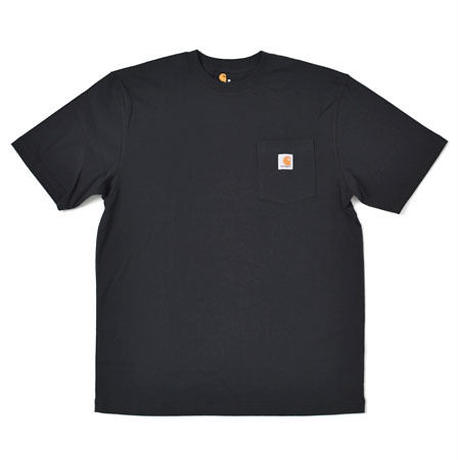 【残り僅か】Carhartt pocket tee (Black)