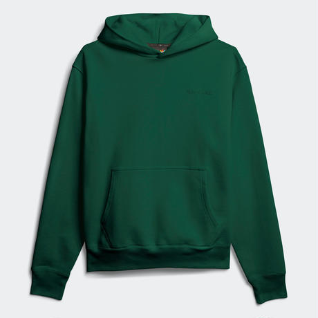 【ラス1】adidas Pharrell Williams basic hoodie (Green)