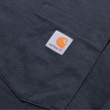 Carhartt L/S pocket tee (Black)