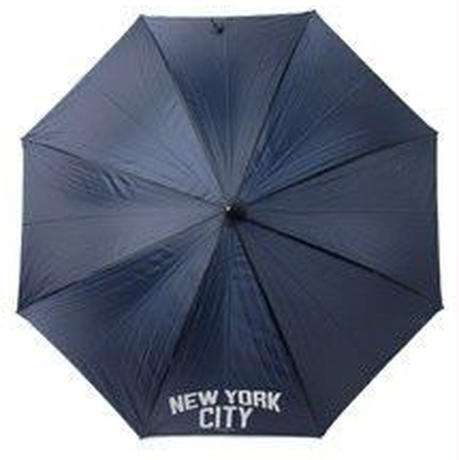 "【残り僅か】Second Lab ""NYC"" umbrella (navy)"