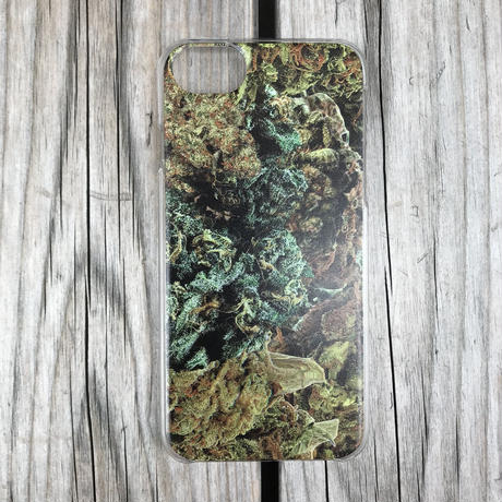 """【web限定】visualreports """"REAL FOREST"""" iPhone case (Clear/iPhone6/7/8/Plus)"""