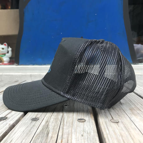"RUGGED ""CHILLIN' ICE 2019"" mesh cap  (Black)"