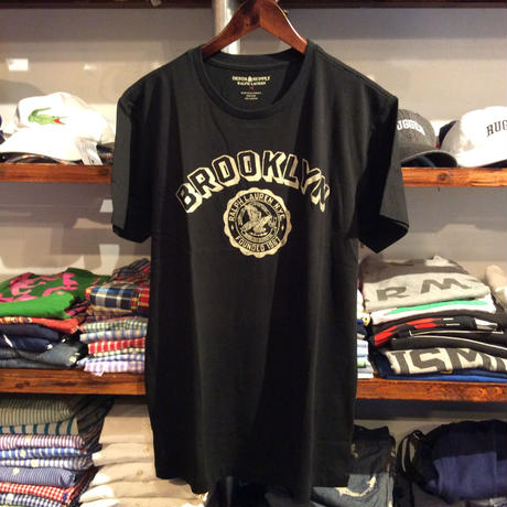 DENIM &SUPPLY  ''BROOKLYN'' tee (Black)