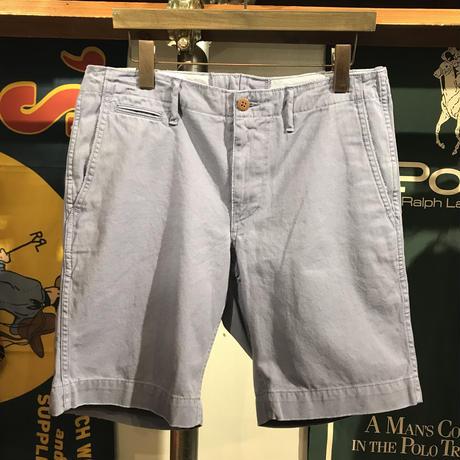 【残り僅か】DENIM&SUPPLY chino shorts (Light Navy)