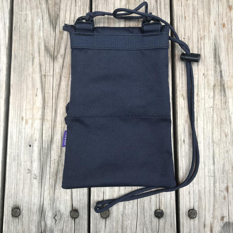 【ラス1】RUGGED sacosh bag (Navy)