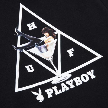【ラス1】HUF × PLAYBOY BUNNY TT P/O HOODIE