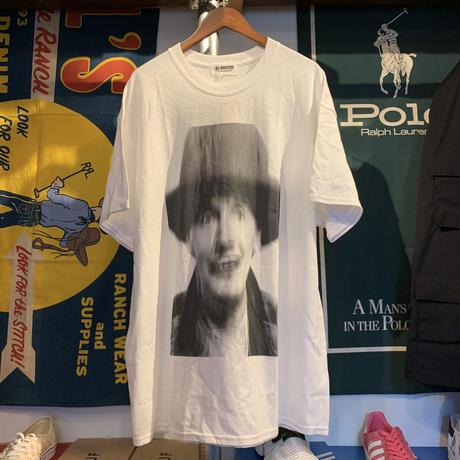 """【ラス1】BOWWOW  """"Malcolm McLaren"""" tee (White)"""